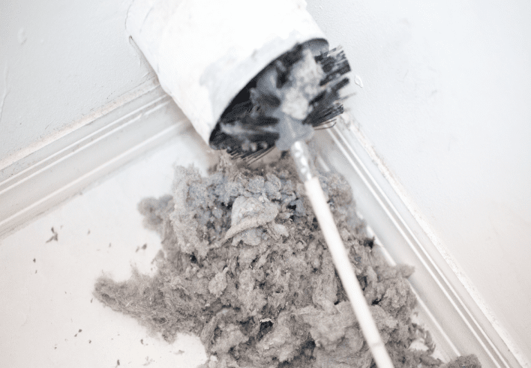 Dryer Vent Clogged, Dryer Vent Cleaning